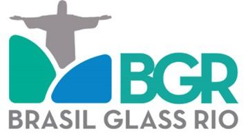 Logo Brasil Glass Rio Oficial